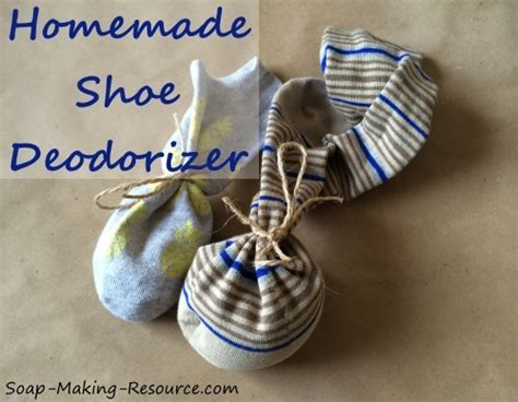 diy shoe odor eliminator shoe deodorizer