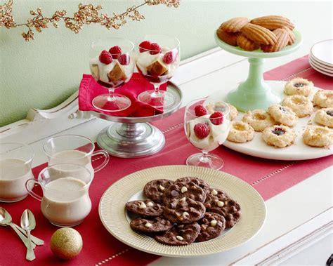 christmas recipes 5 easy holiday dessert recipes holiday recipes menus