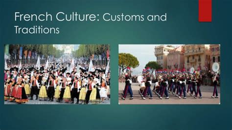 french customs and culture
