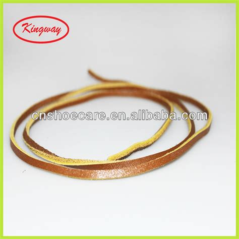 popular brown leather shoe laces for boat shoes buy