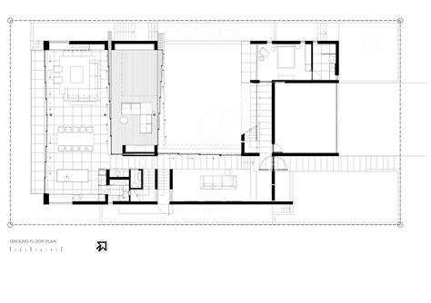 de k house floor plan pearl bay residence gavin maddock design studio archdaily