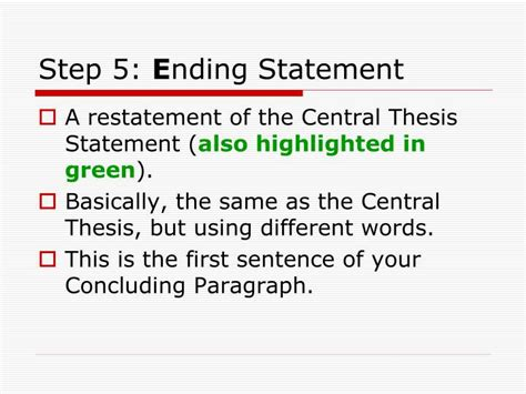 words to use in dissertation thesis statement words 28 images ppt abcde essay