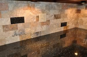 uba tuba backsplash granite countertops and tile backsplash ideas eclectic