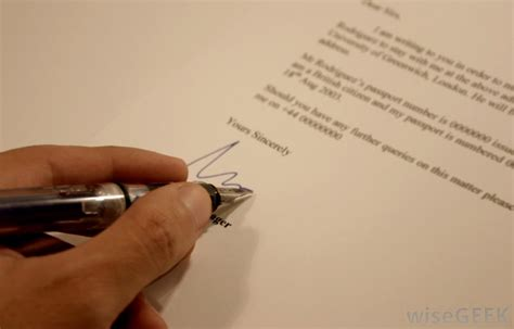 Business Letter Valediction image gallery letter valediction