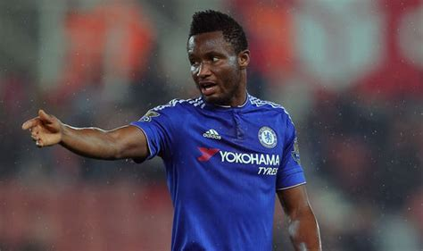 top 10 most influential players in epl mikel kanu and yakubu make list mikel what s changed hiddink since mourinho was sacked football sport express co uk
