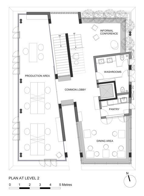 production floor plan gallery of nirvana office sjk architects 18