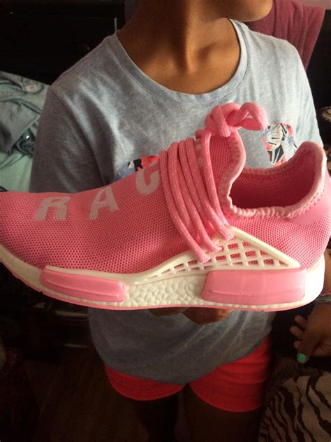 Sepatu Sport Adidas Nmd Human Pink quot adidas quot nmd human race pink leisure from charmvip