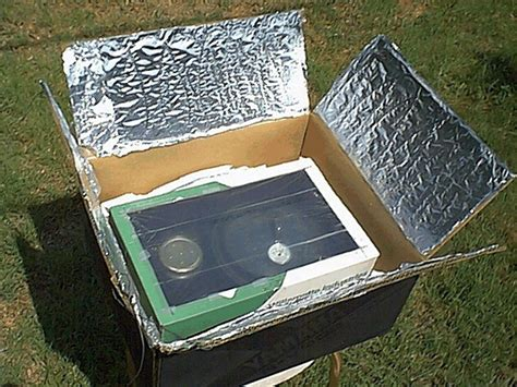 What Can You Make In A Toaster Oven G6 Unit Project Build A Solar Oven The Chronicles Of