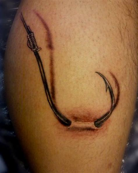 hook tattoos 17 best ideas about fish hook tattoos on hook