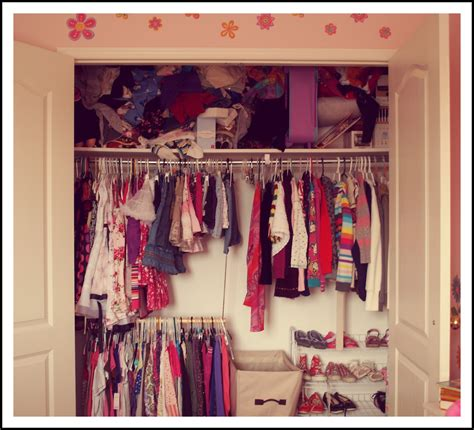 Clothes In The Closet by Wardrobe Closet Wardrobe Closet For