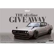 1974 Nissan Skyline 2000GT Giveaway  Vroom &amp BOOM