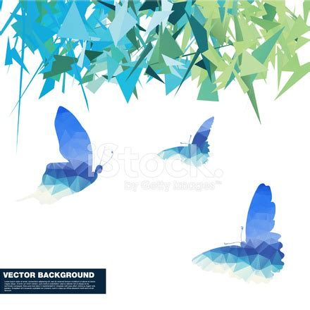 Polygon Premier 3 0 White polygon butterfly and abstract stock vector freeimages