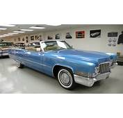 1970 Cadillac DEVILLE Coupe Convertible For Sale In Ramsey