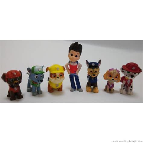 Figurine Paw Patrol paw patrol figurine