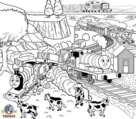 thomas coloring pages games free printable halloween ideas kids activities thomas