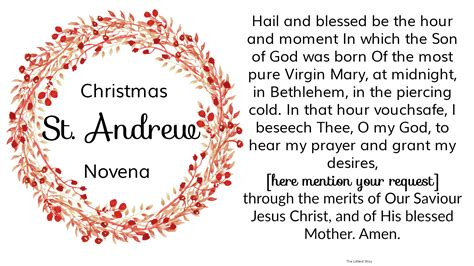 printable christmas novena 10 favorite advent traditions the littlest way