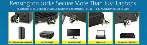 Dell Offers Anti Theft Security Package For Laptops by Kensington Combination Laptop Lock Dell United States