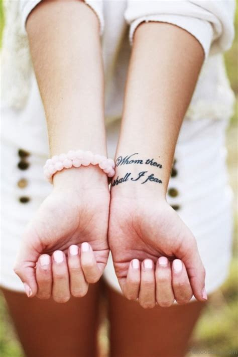 wrist letter tattoos 69 stylish wrist tattoos
