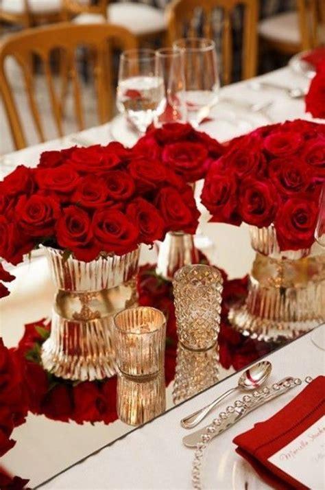 themes roses red 17 ideas para decorar tu matrimonio con rosas rojas