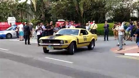 Ford Mustang Acceleration by 1970 Ford Mustang 302 In Singapore Acceleration