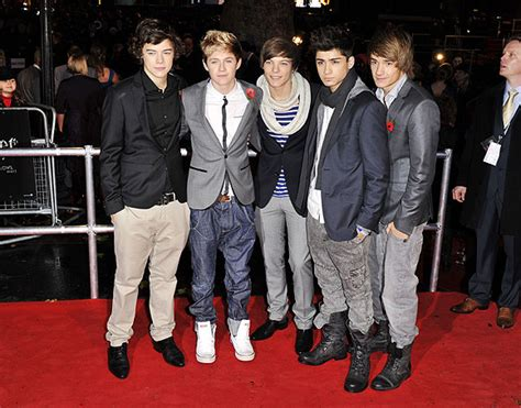 one direction rug x factor contestants looking more glam than on outing yet photo 1