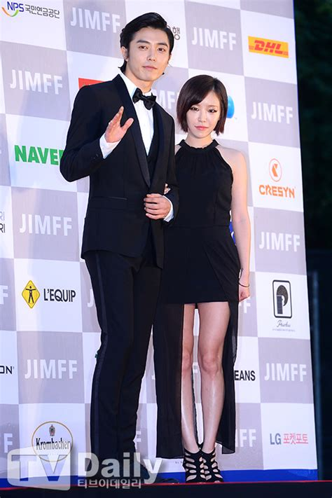 Jae Carpet by Kim Jae Wook And Son Ga In Promote The 10th Annual Jecheon