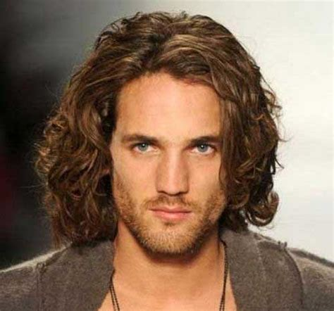 pictures of men with long thick hair with receding hair line long hairstyles for men with thick hair mens hairstyles 2018