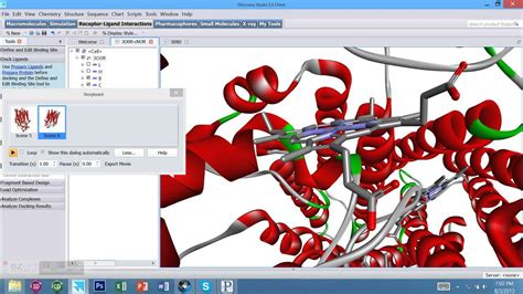 protein 3d modeling software discovery studio visualizer 3 5 3d protein dna