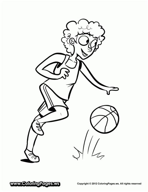 coloring pictures of nba players coloring pages basketball players coloring home