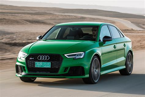 New Audi Rs3 by New Audi Rs3 Saloon 2017 Review Pictures Auto Express
