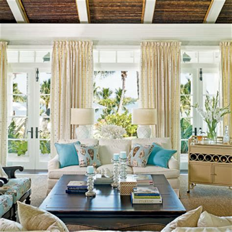 seaside home decor 15 traditional seaside rooms coastal living
