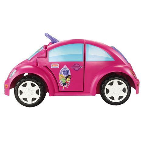 Power Wheels Volkswagen Beetle by Nuevo Volkswagen 174 Beetle De Power Wheels 174 De Y Sus Amigos