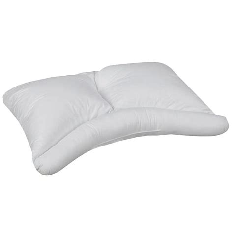 Neck Pillow Side Sleeper by Mabis Dmi Healthsmart Side Sleeper Pillow Cervical Support Pillows