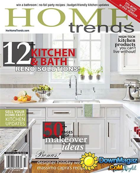 Home Design Trends Pdf Canadian Home Trends Autumn 2013 187 Pdf