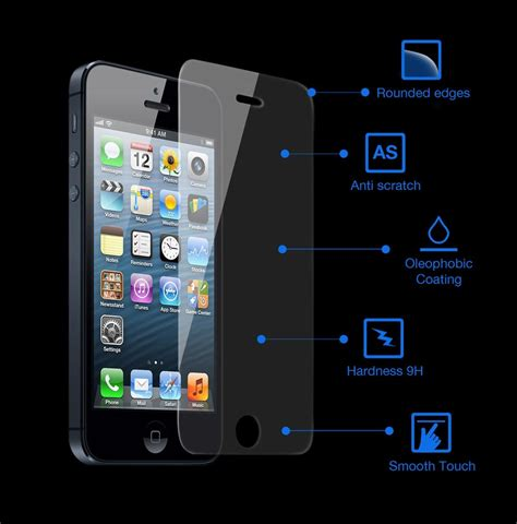 Iphone 6 47 Inch Screen Protector Tempered Glass 2in1 glas folie kopen internetwinkel