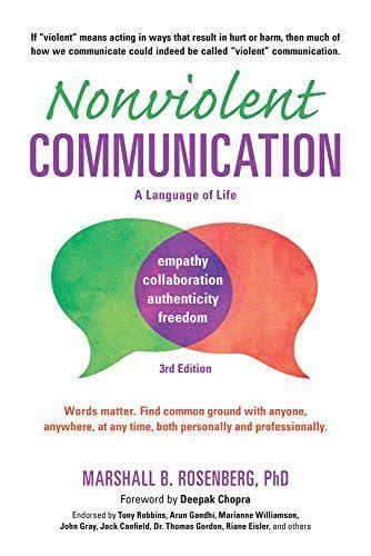 Pdf Nonviolent Communication Language Changing Relationships by Clique Aqui Para Baixar Nonviolent Communication A