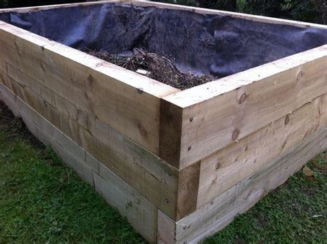 grow your own raised beds donegan landscaping ltd