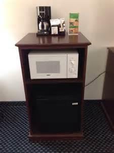 refrigerator microwave cabinet coffee microwave and mini fridge cabinet yelp