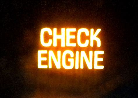 Check Engine Light by Signs Of Engine Trouble Car Repair Tips