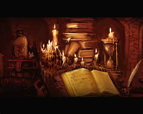 the discreet witch candle magic and romance gothic wallpapers archives page 3 of 5 hd desktop