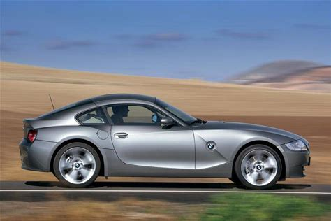 2006 bmw z4 hardtop bmw z4 coupe 2006 2009 used car review car review