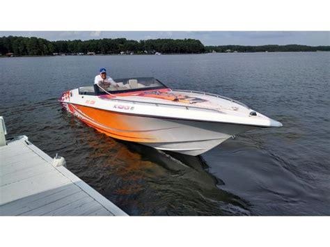 fountain boats north carolina 1996 fountain fever powerboat for sale in north carolina