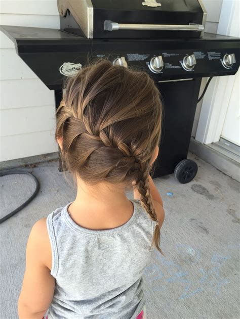 Hairstyles For Toddlers With Hair by Best 10 Side Braids Ideas On