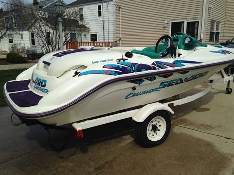 seadoo challenger for sale sea doo challenger 1997 for sale for 2 500 boats from