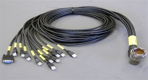 Cable Assembler by Molded Cable Assemblies Cable Assembly Cable Assemblies Ribbon Cable