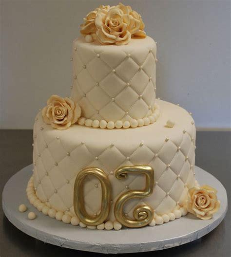 Hochzeitstorte 50er by 50th Anniversary Cake Birthday Cake Cake Design And Cookies