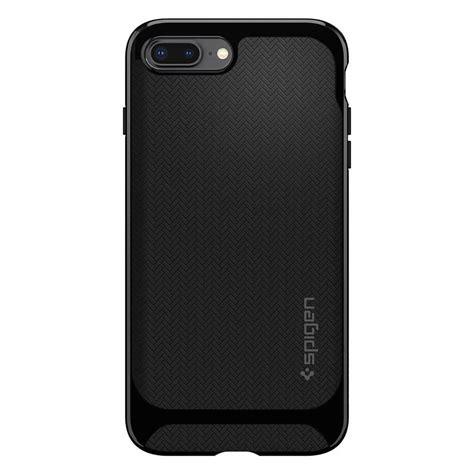 Spigen Iphone 7 Plus Iphone 8 Plus Neo Hybrid Gunmetal Spigen 174 Neo Hybrid Herringbone 055cs22230 Iphone 8 Plus