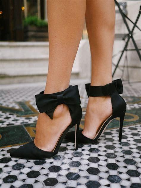 Bow Heels by Black Bow Heels