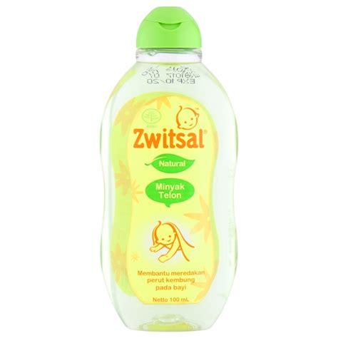 Parfum Zwitsal zwitsal baby minyak telon 100ml