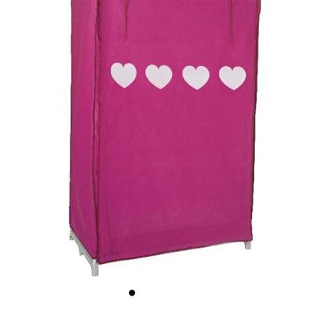 Argos Canvas Wardrobe by Pink Canvas Wardrobe Argos 163 4 99 Hotukdeals